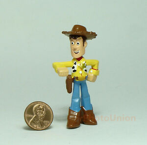Cake Topper Disney Movie Toy Story Figure Statue Figurine Model Cowboy Woody W11