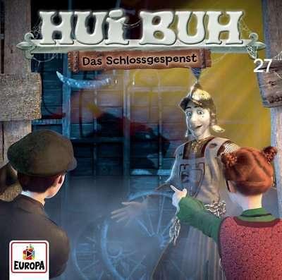 CD * HUI BUH NEUE WELT - CD 27 - DAS MONSTER VON BURGECK # NEU OVP =