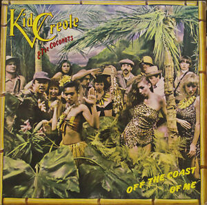 Kid Creole & The Coconuts - Off the Coast of Me Vinyl Record LP