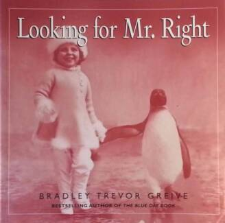 """Looking for Mr Right"" book"