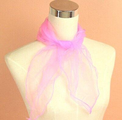 50s Pink Lady Halstuch Fett Junggesellinnenabschied,Krawatte Kostüm - Pink Lady Kostüm