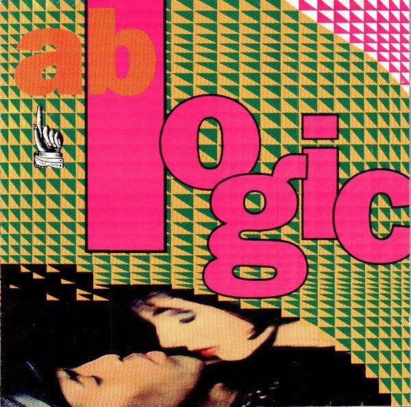 AB Logic -  self-titled cassette tape