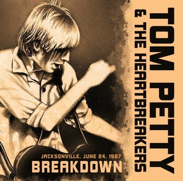 TOM & THE HEARTBREAKERS PETTY - BREAKDOWN/RADIO BROADCAST  CD NEU