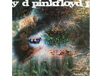 Pink Floyd - A Saucerful Of Secrets, ‎– Led Zeppelin - Untitled Vinyl 12''s