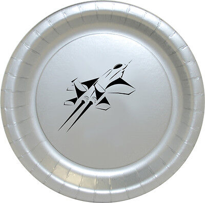 AIR FORCE JET FIGHTER DESSERT PLATES Party Supplies FREE SHIPPING