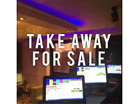 Indian Take Away catering business shop To Let / For Sale Nottingham-Great opportunity take away