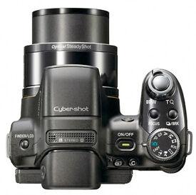 dscHX1 sony powershot digital zoom camera