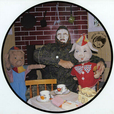 DEATH IN JUNE - All Pigs Must Die LP - Picture Disc Vinyl Album - Import (All Pigs Must Die Death In June)