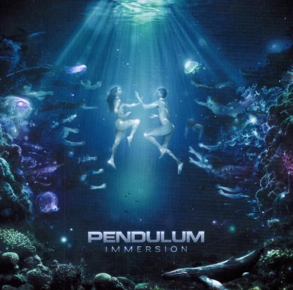 "PENDULUM ""IMMERSION"" CD 15 TRACKS NEU"
