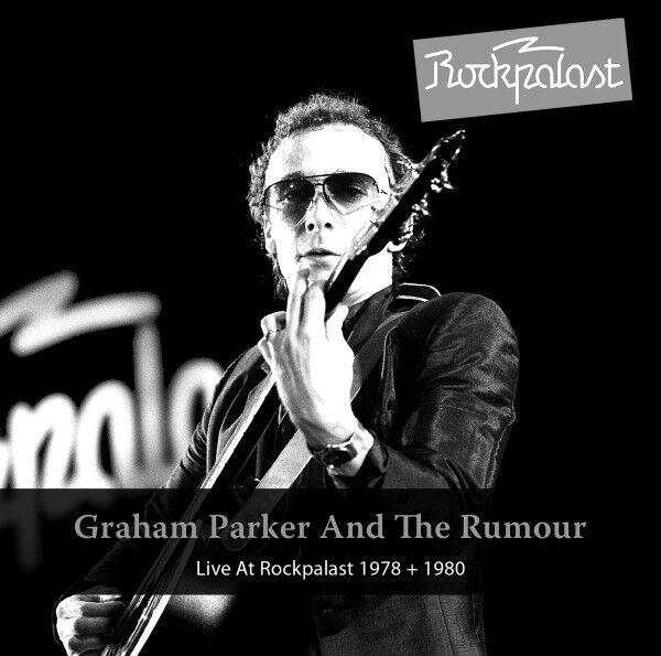 GRAHAM & THE RUMOUR PARKER - LIVE AT ROCKPALAST 1978 + 1980  2 CD NEU