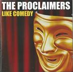 cd promo - The Proclaimers - Like Comedy