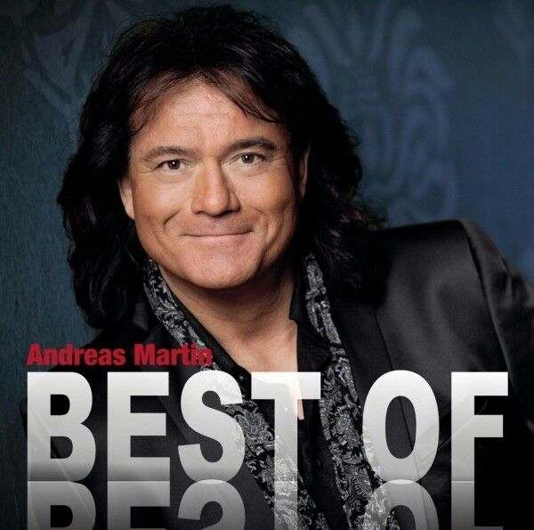ANDREAS MARTIN - BEST OF  CD+++++14 TRACKS++++++++ NEU