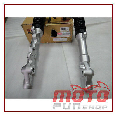 Genuine Silver Front Fork Set For Yamaha ZUMA ( 2015 ) / BWS X 125 / YW125 for sale  Shipping to South Africa