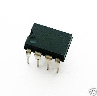 At24c08-10pi2.7 At24c08 8k Bit Serial Eeprom Integrated Circuit Atmel 10 Pcs