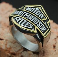 Harley Davidson Rings & Others