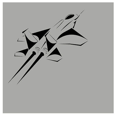 AIR FORCE JET FIGHTER LUNCH NAPKINS Party Supplies FREE SHIPPING
