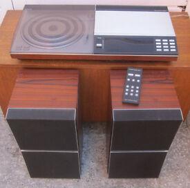 Bang & Oulsfen Beocentre 7002 Vintage Stereo Hi Fi MMC 20EN Stylus