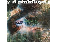 Pink Floyd - A Saucerful Of Secrets, – Led Zeppelin - Untitled Vinyl 12''s
