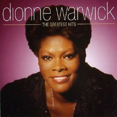 Dionne Warwick The Greatest Hits CD NEW Heartbreaker/All The Love In The