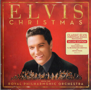 Elvis Christmas - With the Royal Philharmonic...CD (2017) - Brand NEW and SEALED