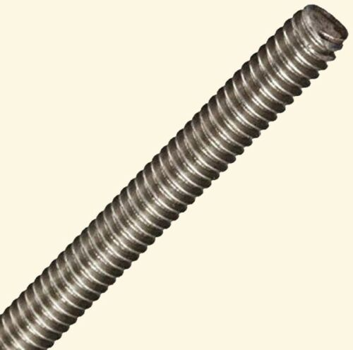 "Stainless Steel All Thread  5/16-18 x 36""  Threaded Rod  Grade 304  3 Ft. Length"
