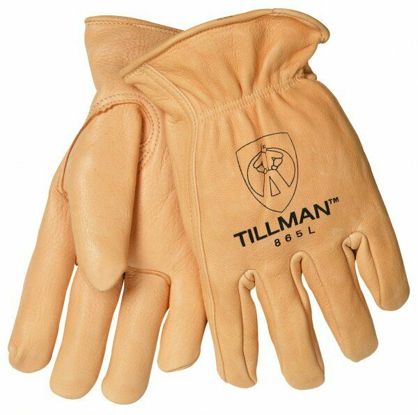 Tillman 865 Top Grain Deerskin Thinsulate Lined Winter Gloves Various Sizes S-XL Business & Industrial