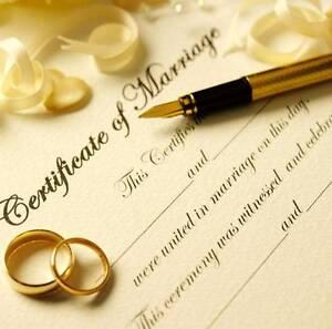 Legal Wedding Rivervale Belmont Area Preview