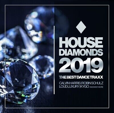 HOUSE DIAMONDS 2019-THE BEST DANCE TRAXX  2 CD