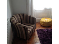 SPACIOUS ROOM NEAR KEMP TOWN SEAFRONT FOR SHORT LET