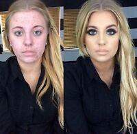 Professional makeup artist for all events see before and after