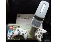 Microsoft Xbox 360 Pro 60 GB White Console (PAL)