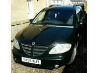 Ssangyong Rodius **7 Seater**