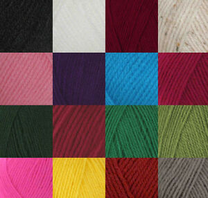 Robin-Double-Knitting-Wool-Yarn-DK-100g