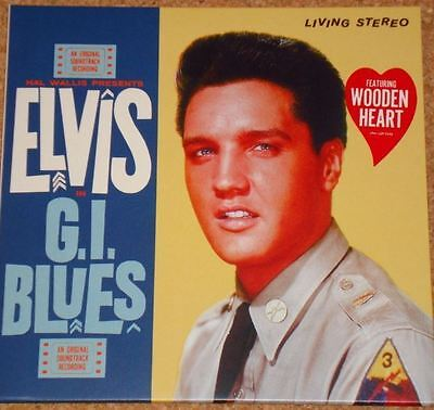 CD Soundtrack - Elvis Presley - G.I. Blues (Mini LP Style Card Case)