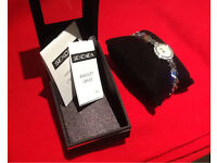 New Ladies Genuine Sekonda Gem Stone Watch, Was £89.99, Sell £25