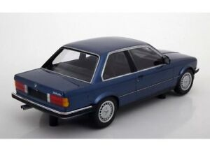 New 1/18 Minichamps 1982 BMW E30 323i Blue 504pcs M3 325is 318i
