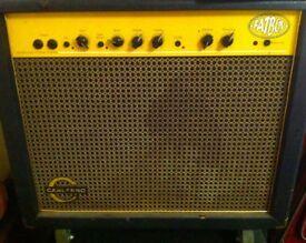 Carlsbro Fatboy Class A 30w Valve Guitar Amp