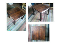 Square coffee table (free delivery within Midlothian)