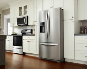 "24"" to 36"" STAINLESS FRIDGES- starting at ONLY $449"