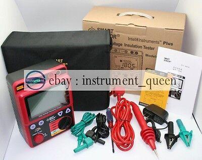 Ar3125 5000v High Voltage Insulation Resistance Tester