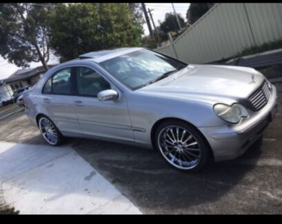 Mercedes Benz c180 Green Point Gosford Area Preview