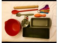 Baking essential kit