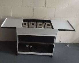 Lovely Philips Hostess Trolley in good working condition!!