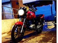 Lexmoto street 125cc