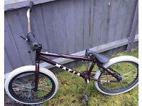 Boys mafia bmx bike