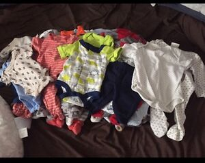 Newborn baby boy clothes!!!great deal!!!