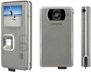 Creative Vado Pocket Video Camera 2GB Silver