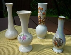 Assoprted Small Vases