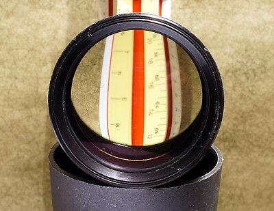 FAST KOWA F1 55mm 1/55 JAPAN C-CS 4/3 PENTAX OLYMPUS NIKON1 Super16 CINE-35 LENS