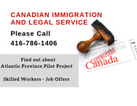 Immigration & Citizenship - Work Permits /Job Offers